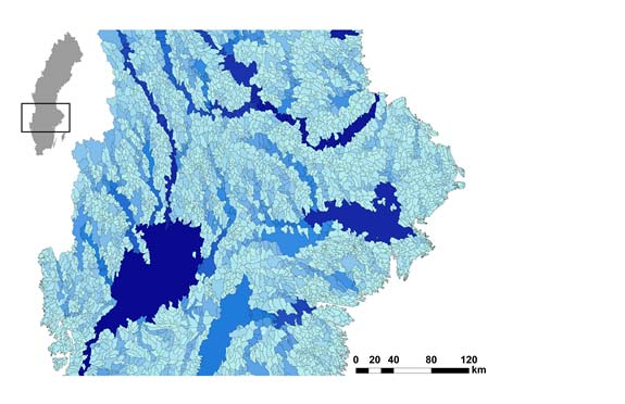 HYPE: Hydrological Predictions for the Environment S-HYPE: