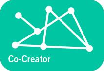 Co-creator The Co-Creator establishes networks effectively across all levels both internally and externally. Negotiates skillfully by gaining agreement and commitment.