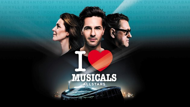 I Love Musicals Vecka 24, Lördag 17 Juni 2017, 19:30 https://gotevent.se/p/3569 Green Day + Rancid Vecka 25, Onsdag 21 Juni 2017, 18:00 https://gotevent.