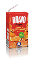 JUICE Juice Apelsin 250 ml Juice Apelsin/Äpple/Mandarin 250 ml Juice Tropisk 250 ml