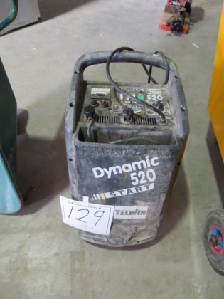Batteriladdare Dynamic