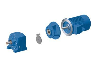 IEC ADAPTER, STANDARDMOTOR 3.