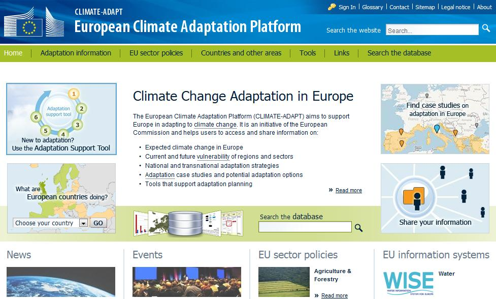 CLIMATE-ADAPT
