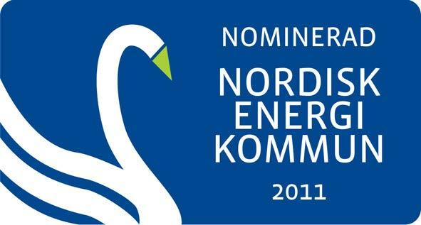 Nominated to Nordic Energy Municipality 2011 (the Nordic Council of Ministers) SESAC is a project