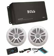 80 BOSS BLUETOOTH AUDIO SYSTEM PAKET Med BOSS Blackbox system som