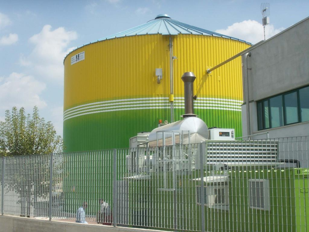 DG Trade, Fairs and Markets 70 BIOGAS PLANTS