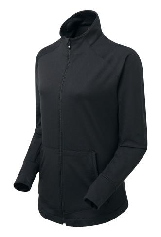 WOMEN S PERFORMANCE GOLF APPAREL CHILL-OUT PULLOVER FJ Performance Mid-Layers are versatile pieces that allow the player to adapt to changing weather conditions.