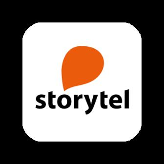 internationella magasin STORYTEL Streama eller läs