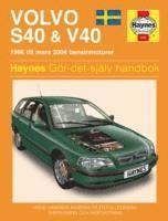 Volvo S40 &; V40 Service and Repair Manual PDF