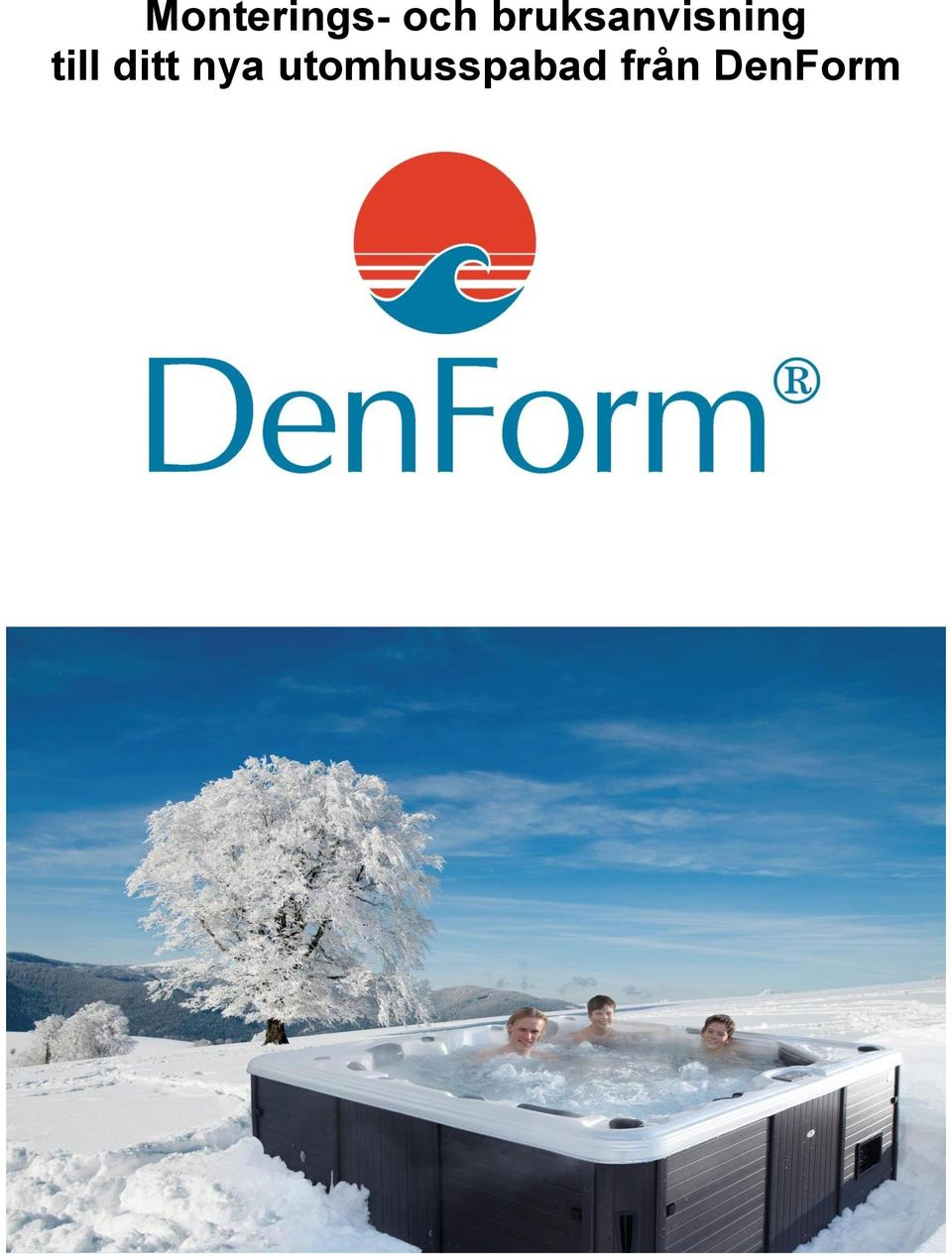 denform spa manual